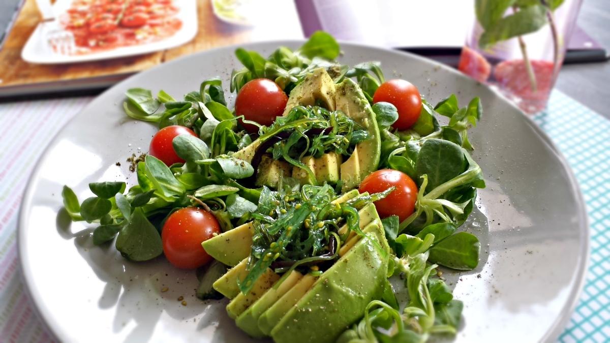 Recept Avocado Salade met Zeewier | Zo Maak Je het!