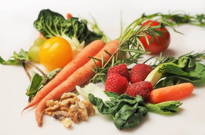 Paleo dieet voedsel