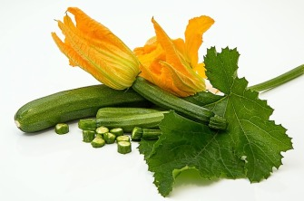 Courgette Fleur - Snelle Courgette Snack