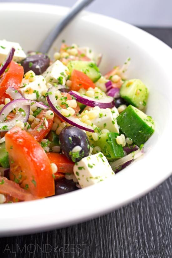 israeli food salad