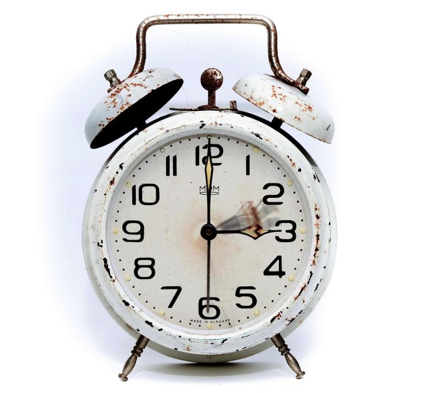 Stop met Tijd verspillen