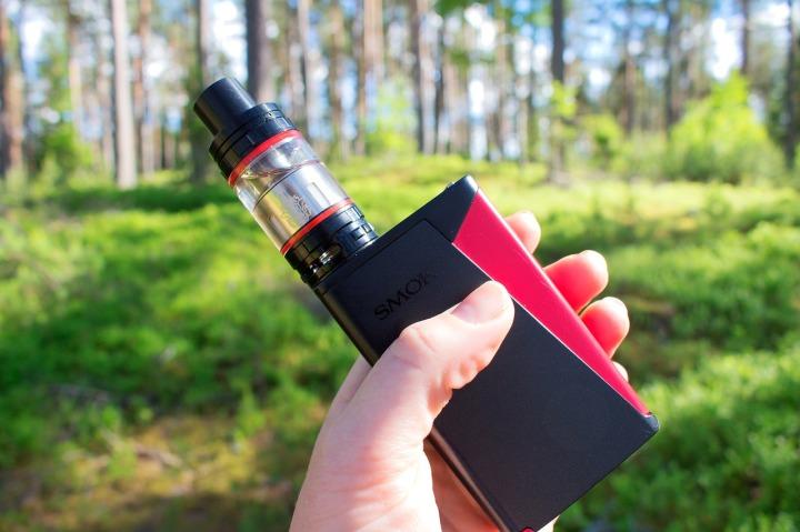 Stop met Roken met Hulp van de E-Sigaret