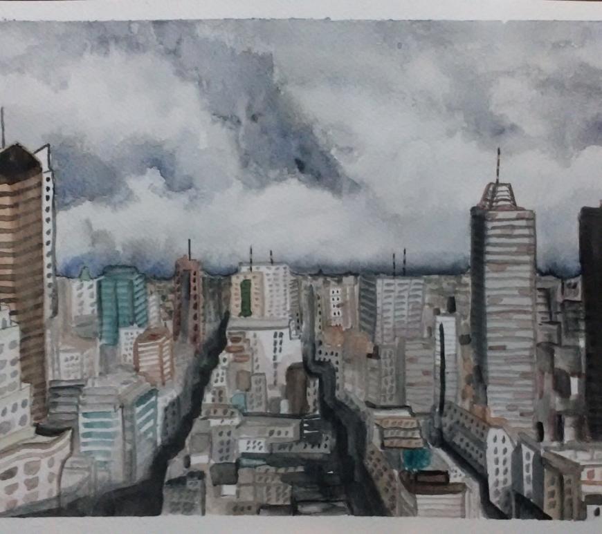 Creatieve Dromen waarmaken | Interview met Kunstenares van Bonfireart