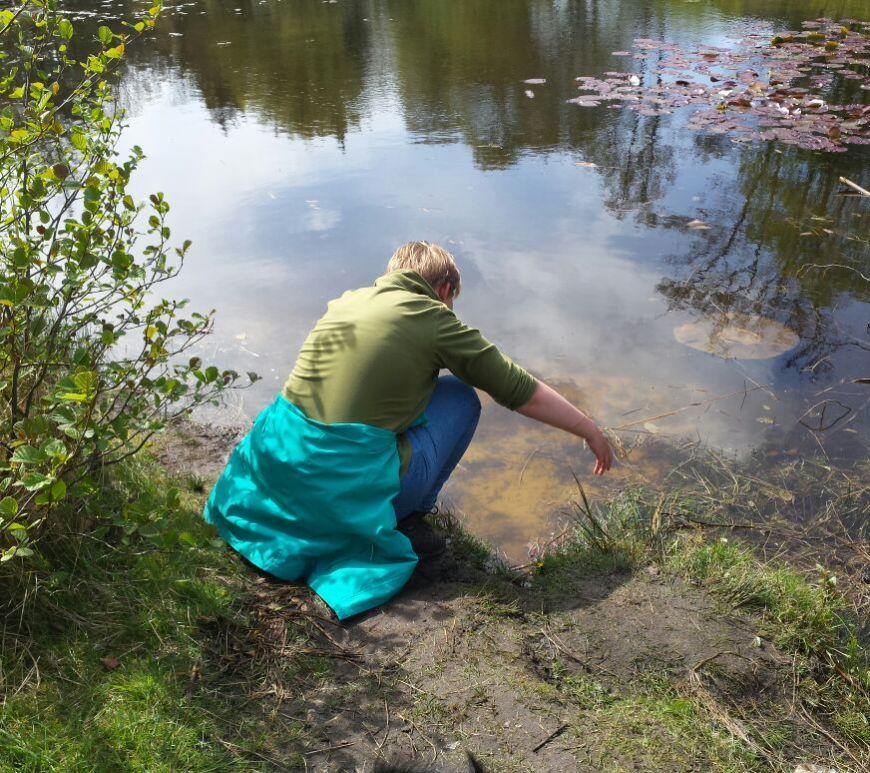 Kinderen de Natuur in met Natuurvlogs | Interview
