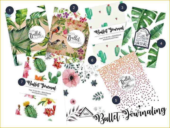7 Bullet Journals voor Jouw Creativiteit