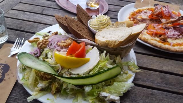 Restaurants op Vlieland