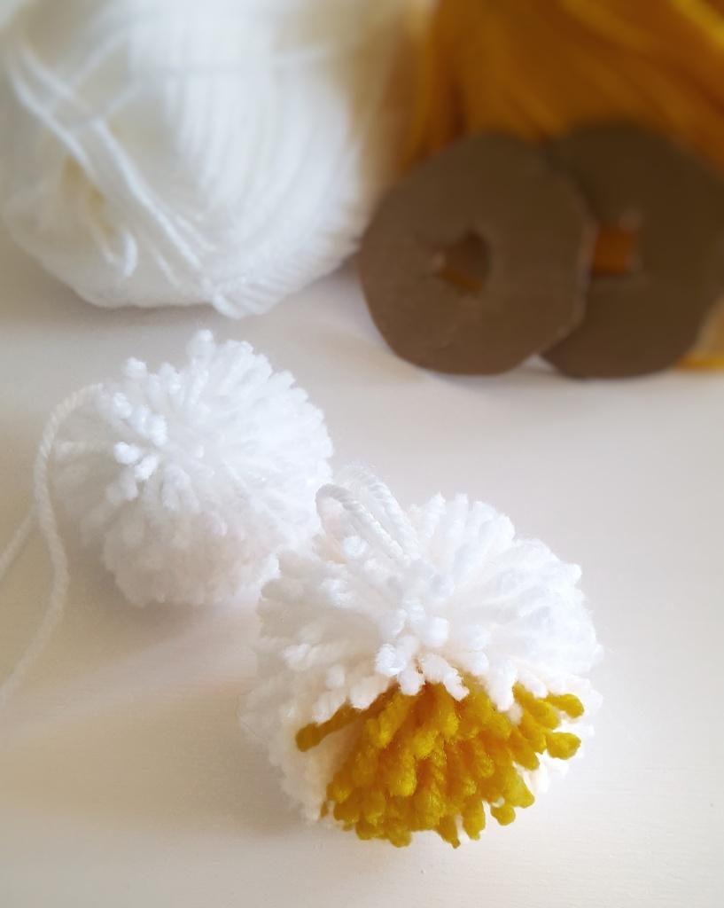 Pompom maken